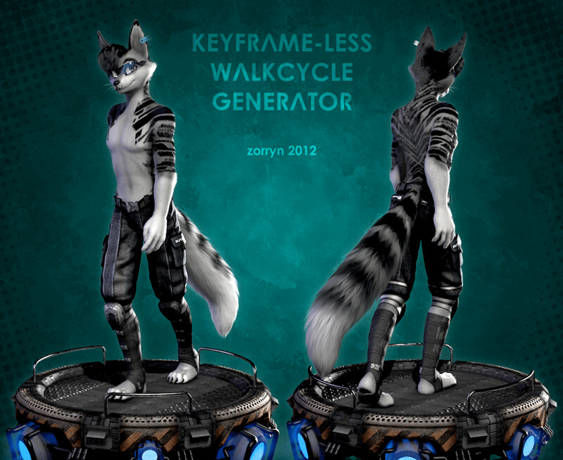 Looking For Quality Anthro Furry Models Blender And Cg
